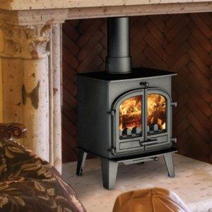 Cleanburn Lovenholm woodburning stove
