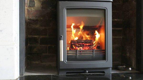 Aspect 5 woodburning stove