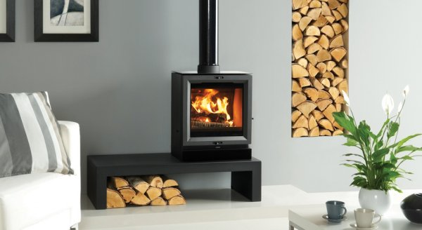 Stovax View woodburner