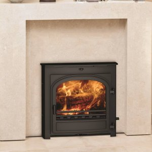 Hunter Herland Inset Woodburning Stove
